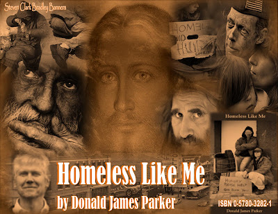 "Take A Look At ""Homeless Like Me"" by Donald James Parker"