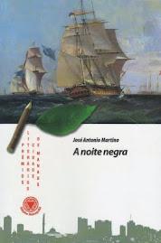 Conheça o livro A NOITE NEGRA, grande vencedor do Prêmio Manaus de Literatura 2007