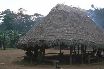 Casa de la palabra, Amazonia