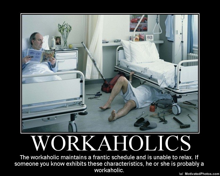 workaholic s lifestyle Aims: this article addresses the stable tendency of excessive and compulsive working (ie, workaholism) the main aim is to provide an updated oversight of the research area related to definition, prevalence, assessment, causes, outcomes, intervention as well as proposed future research directions.