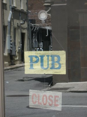 Pub Close