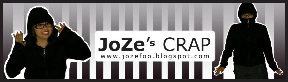 JoZe's Crap