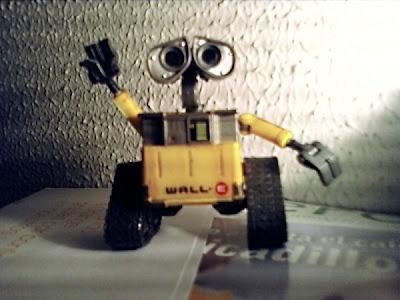 Tengo un Wall-e