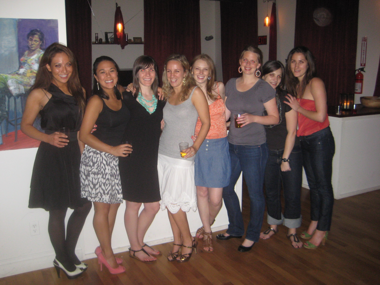 image Bachelorette party part 1