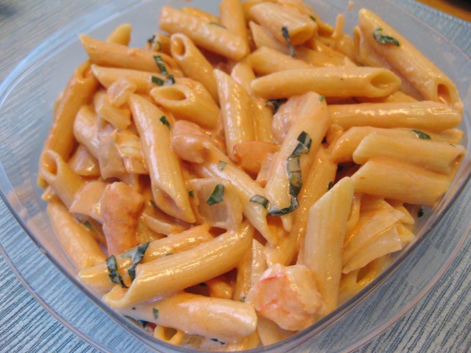 Penne A La Betsy Recipes — Dishmaps