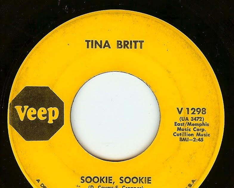 Tina Britt - Sookie, Sookie / Key To The Highway