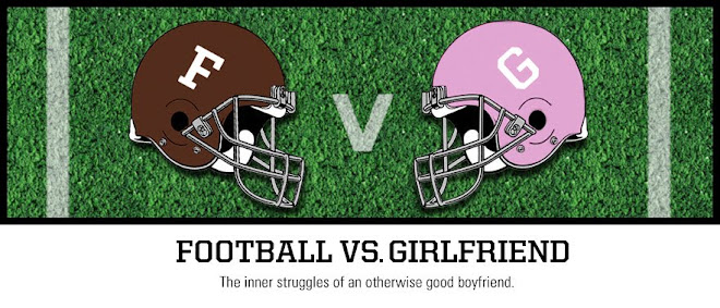 Football vs. Girlfriend