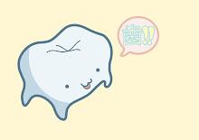 tooth-kun!