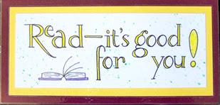 Custom, handmade bookmarks created by Kim Shenberger