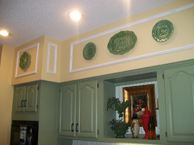 Gallery For Kitchen Soffit Decor