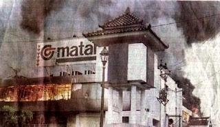 The Jakarta riots: 13 May 1998