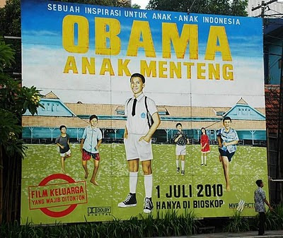 Obama, anak Menteng movie review