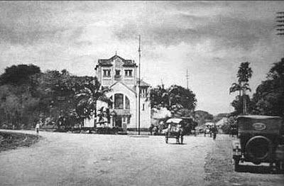 Gereja Koinonia, Jatinegara tempo dulu