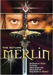 Merlin - O Retorno - DVDRip (Dublado)
