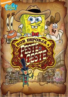 Bob Esponja: A Peste do Oeste (Dual Audio) DVDRip