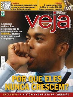 Revista Veja 04 de Fevereiro de 2009