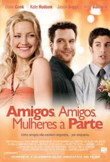 Amigos, Amigos, Mulheres à Parte (Dual Audio) - DVDRip (Completo)