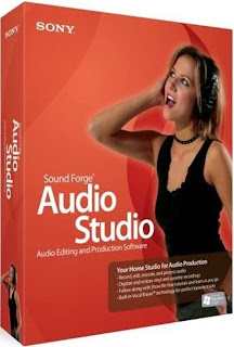Sony Sound Forge Audio Studio 9.0d Build 232 (Completo) download