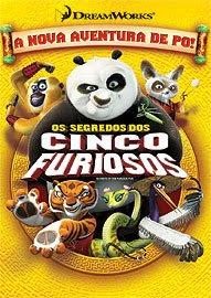 Os Segredos dos Cinco Furiosos (Dublado) DVDRip