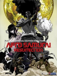 Afro Samurai: Ressurreição DVDRip (Legendado)