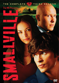 Smallville 3° Temporada Completa (Dual Audio)