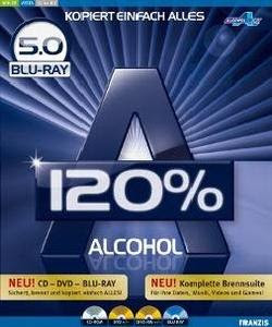 Alcohol 120% - 5.0 Blu-Ray
