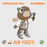 Kanye West - Air Yeezy (Presented By Tapemasters Inc) - 2009