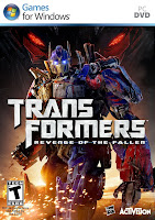 Transformers 2 Revenge Of The Fallen (PC Game)
