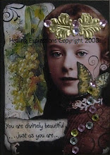 """You are divinely beautiful...Just as you are"""