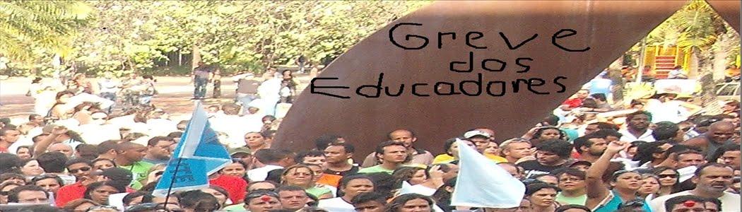Greve Dos Trabalhadores Em Educação            (Rede Pública De Minas Gerais)