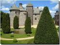 Chateau de Cordès Orcival Auvergne