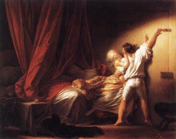 Fragonard-le verrou