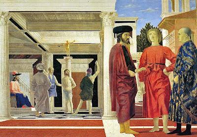 Piero della Francesca - flagellation