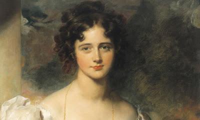 Thomas Lawrence -  Rosamund Hester Elizabeth Crocker
