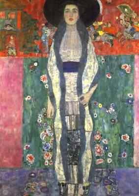 Gustav Klimt - Portrait d'Adele Bloch-Bauer II