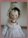 grodnertal wooden doll by Atticbabys