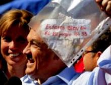 Milagro  en Chile