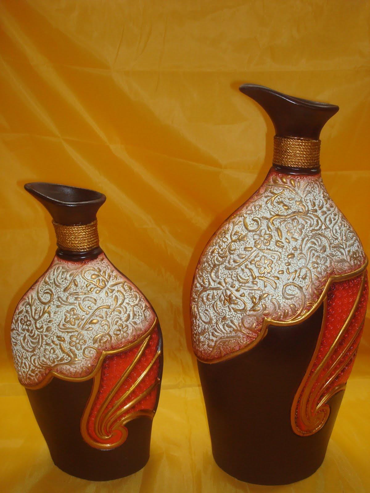 Cer micas para el hogar jarrones decorativos - Decoracion para jarrones ...