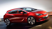 Vauxhall GTC