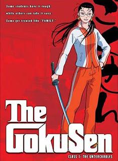 The Gokusen (Japan Anime 2004)