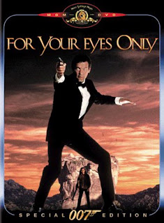 For Your Eyes Only (1981) ~ James Bond 007