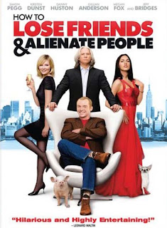 How To Lose Friends And Alienate People (2008)
