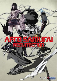 Afro Samurai Resurrection (2009)