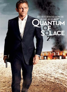 Quantum Of Solace (2008) ~ James Bond 007