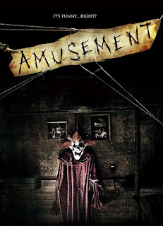Amusement (2009) poster