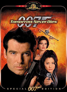 Tomorrow Never Dies (1997) ~ James Bond 007