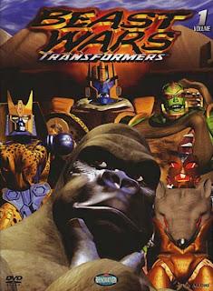 Beast Wars Transformers (1996)
