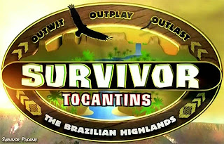 Survivor Season 18 - Tocantins (2009) preview logo