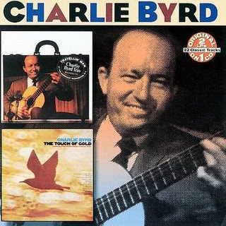 Charlie Byrd - (2007) Travellin' Man - The Touch Of Gold