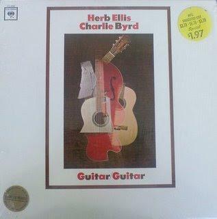 Charlie Byrd - (1963) Guitar-Guitar (& Herb Ellis)